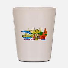 Istanbul - Turkey Shot Glass