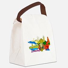 Istanbul - Turkey Canvas Lunch Bag