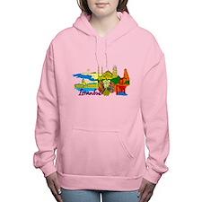 Istanbul - Turkey Women's Hooded Sweatshirt