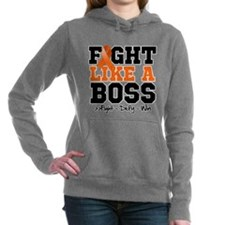 Leukemia Fight Women's Hooded Sweatshirt