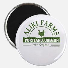 Aliki Farms. Portland Oregon Magnets
