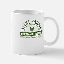 Aliki Farms. Portland Oregon Mugs