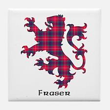 Lion - Fraser Tile Coaster