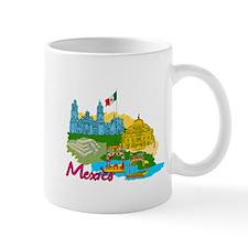 Mexico City - Mexico Mugs