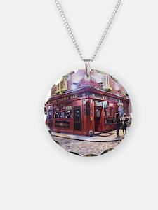 Temple Bar Dublin, Ireland Necklace