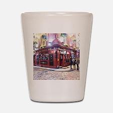 Temple Bar Dublin, Ireland Shot Glass