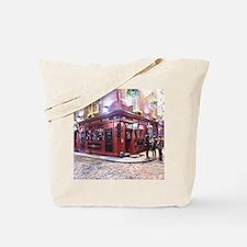 Temple Bar Dublin, Ireland Tote Bag