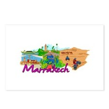 Marrakech - Morocco Postcards (Package of 8)