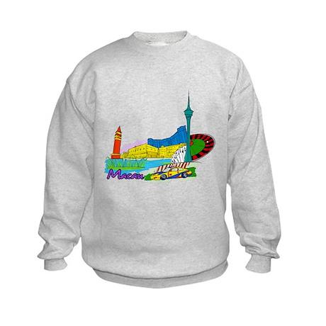Macau - China Sweatshirt
