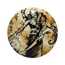 Thulsa Doom Round Ornament