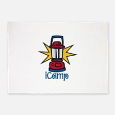 iCamp 5'x7'Area Rug