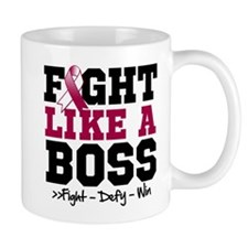 Head Neck Cancer Fight Mug