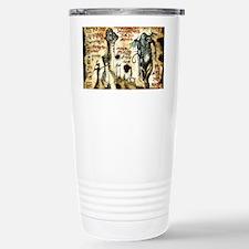 Cthulhu Rituals Stainless Steel Travel Mug