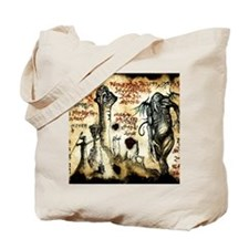 Cthulhu Rituals Tote Bag