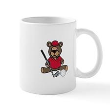 Golf Bear Mugs