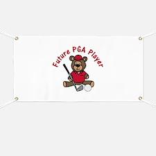 Future PGA Player Banner