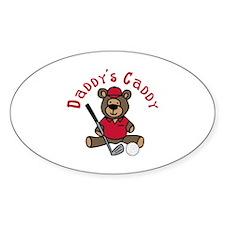 Daddys Caddy Decal