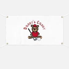 Daddys Caddy Banner