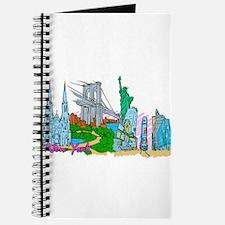 New York City - United States of America Journal