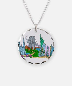 New York City - United States of America Necklace