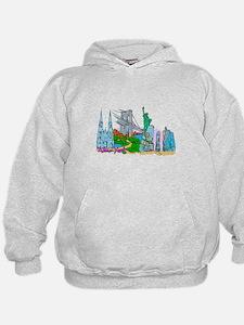 New York City - United States of America Hoodie