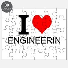 I Love Engineering Puzzle