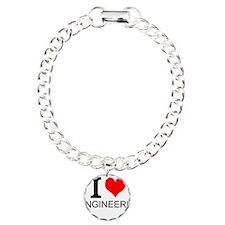 I Love Engineering Bracelet