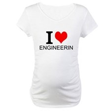 I Love Engineering Shirt