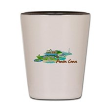 Punta Cana - Mexico Shot Glass