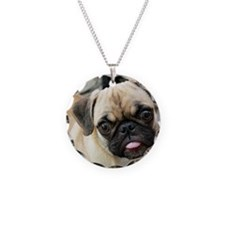 Pugsley The Pug Necklace