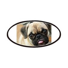 Pugsley The Pug Patches