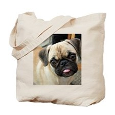 Pugsley The Pug Tote Bag
