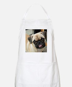 Pugsley The Pug Apron