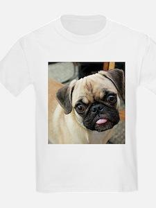 Pugsley The Pug T-Shirt