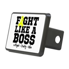 Ewings Sarcoma Fight Hitch Cover