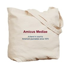 Unique Media Tote Bag