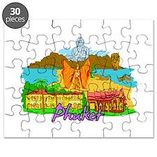 Phuket - Thailand Puzzle