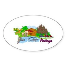 Pattaya - Thailand Decal