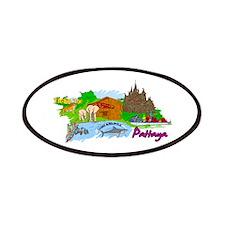 Pattaya - Thailand Patches