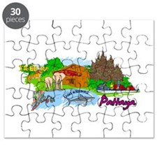 Pattaya - Thailand Puzzle