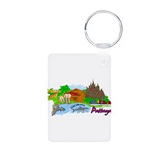 Pattaya - Thailand Keychains