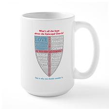 Episcopal Hype Mug