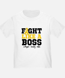 Childhood Cancer Fight T