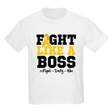 Childhood Cancer Fight T-Shirt