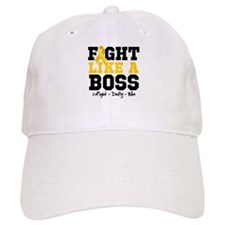 Childhood Cancer Fight Baseball Cap