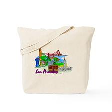 San Francisco - California - USA Tote Bag