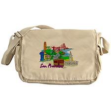San Francisco - California - USA Messenger Bag
