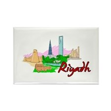 Riyadh - Saudi Arabia Magnets