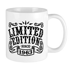 Limited Edition Since 1963 Mug