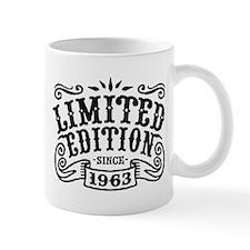 Limited Edition Since 1963 Mug